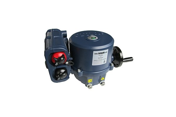 Rotork - Model ROMpak - Electric Actuators