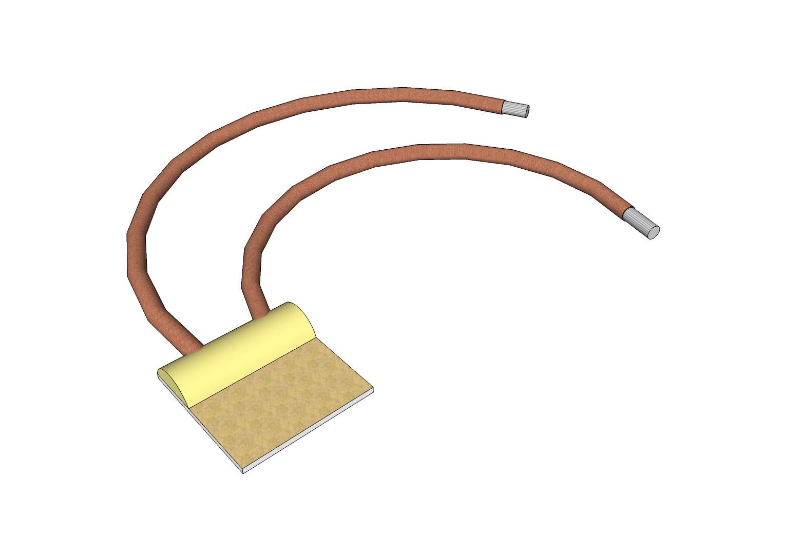 Nickel Temperature Sensors (-60 oC to + 150 oC)-1