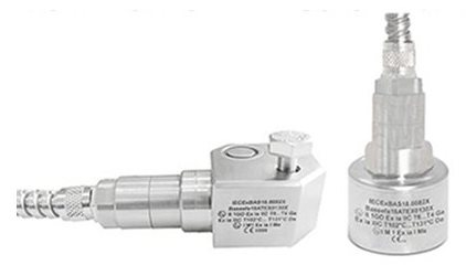 New 猴子彩票: Intrinsically Safe Triaxial Accelerometers with PUR Cable and Conduit