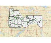 MPCA AQMesh small sensor AQ network takes shape in Minneapolis – St. Paul