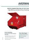 Lift-Off Trucks Waste Compactors Brochure