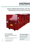 Roll-Off Trucks Waste Compactor Brochure