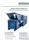 Mobile Screw Compactors Brochure