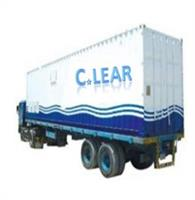 Cnclear - Model ECXX - Mobile Container Water Treatment System