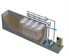 Cnclear - MBR Wastewater Treatment Plant