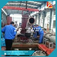 How to select a submersible sand pump for river dredging-3