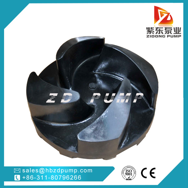 ZIDONG® pump AHR Rubber lined Slurry Pump in coal washing industry-3