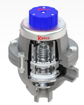 Kates - Model FC - Automatic Flow Rate Controllers
