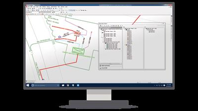 Hexagon - Intergraph G/Technology Fiber Optic Works Software