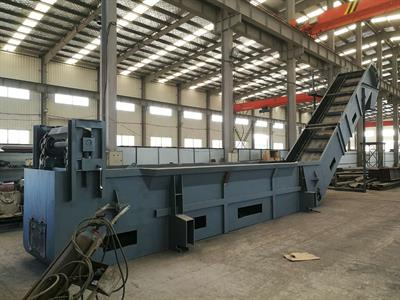 Power Wise Conveyor - Submerged chain scraper conveyor ash handling system power plant