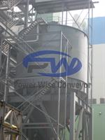 Power Wise Conveyor - ash silo of ash handling system power plant