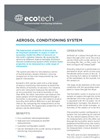 ACS1000 Aerosol Conditioning System