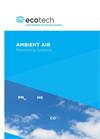 Ambient Air Monitoring Systems Brochure