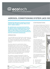 Ecotech - Model ACS1000 - Aerosol Conditioning System - Brochure