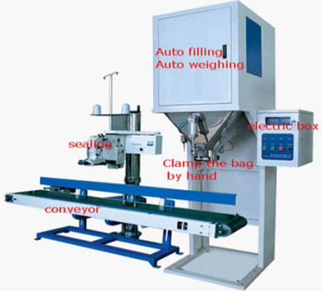 That Is What You Should Know Automatic Feed Packing Scale Machine-1