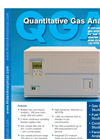 Hiden -Atmospheric Gas Analysis System - Quantitative Gas Analyser (QGA) Brochure