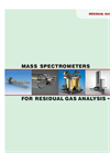 Mass Spectrometers for Residual Gas Analysis