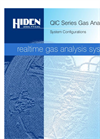 Hiden - Model HPR-20 QIC R&DPlus - Gas Analyser with Integrated Gas Control Unit Brochure