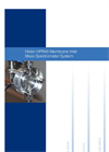 Model TGA-MS - Capillary Inlet Gas Analysers Brochure