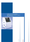CATLAB - Model PCS - Bench Top Microreactor and Combined Mass Spectrometer System Brochure