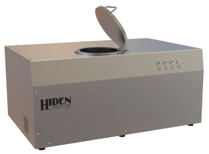 New Hiden LAS - Automated High Throughput Leak Analysis System