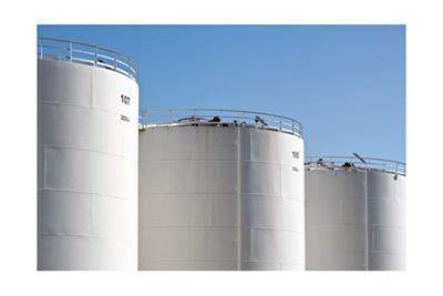 Water Storage Tank Carbon Steel Drinking Water Storage