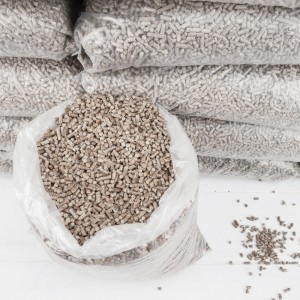 Recyc - Model ADD-A04M-25 - Fluff Pulp Absorbent Pellets