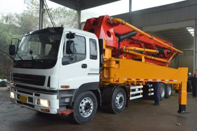 Refurbished Concrete Boom Pump-3