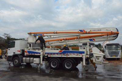 Refurbished Concrete Boom Pump-4