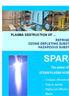 Model SPARC - Refrigerant Waste Destruction System - Brochure