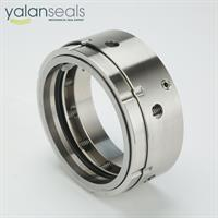 YALAN Seals - Model 527 - 527 Mechanical Seals for Chemical Pumps, Water Pumps and Vacuum Pumps
