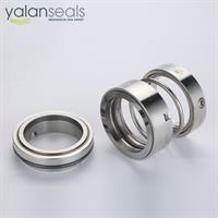 YALAN Seals - Model 108U - YALAN 108U Single Spring Mechanical Seal for Water Pumps, Circulating Pumps and Vacuum Pumps