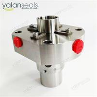 YALAN - Model C11BJ - YL C11BJ Single Spring Balanced Cartridge Mechanical Seal for Chemical Processing Pumps and Petrol-chemical Pumps