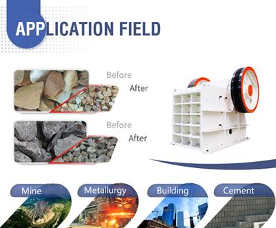 Fote Machine - Model PEX-Jaw Crusher - Middle and Small Jaw Crusher