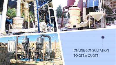 Fote Machine - Model Powder Grinding Mill - High-Efficiwent Powder Grinding Mill