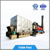 ZJN - Model 093 - Paper Making Sludge Drying Equipment