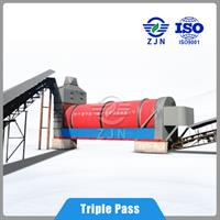Waste Paper Pulp Dryer - Model GLOBAL ZJN  - J09