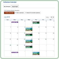 ReCollect - Waste Collection Calendar Software