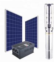 Greensun - Deep Well Submersible Solar Water Pump System for Agriculture