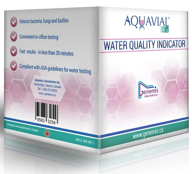 AquaVial - Rx Dental Waterline Microbial Indicator