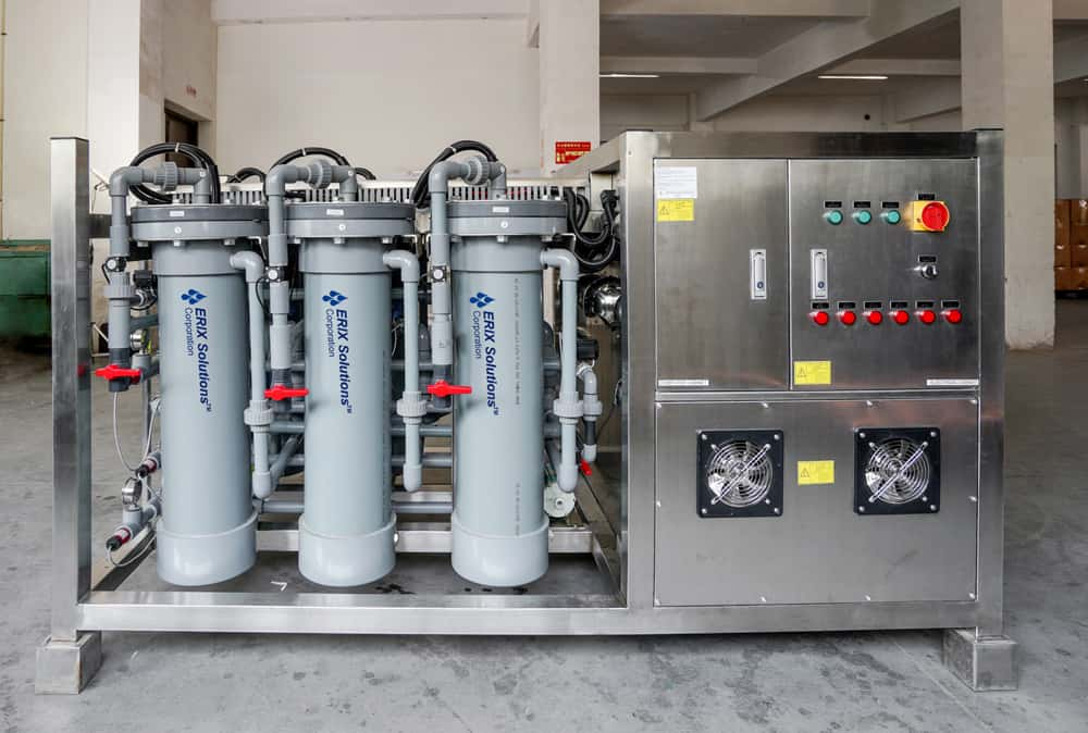 Water Treatment Systems Elma Ny