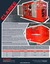 Clarke - Sound Attenuated Engine Enclosures Brochure