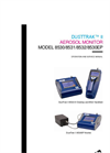 DustTrak II Aerosol Monitor 8530EP Manual
