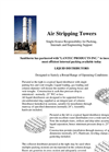 Air Stripping Towers Brochure