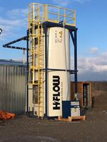 H2FLOW TILT - Model MBBR - Containerized Wastewater Treatment Plant