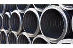 BOSS - Model 1000 - Corrugated HDPE Drainage Pipe