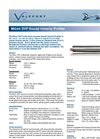 MIDAS - Model SVP - Sound Velocity Profiler Brochure