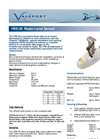 Valeport  - Model VRS-20 - Radar Level Sensor Brochure