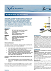 Model 001 & 002 - Open Channel Flow Meters Brochure