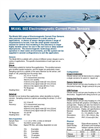 Model 802 2 - Electromagnetic Current Flow Sensors Brochure
